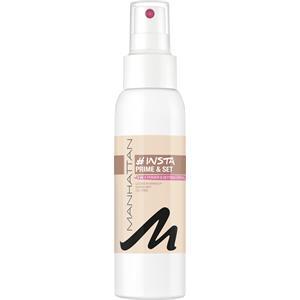 Manhattan - Ansikte - Insta Prime & Set Spray