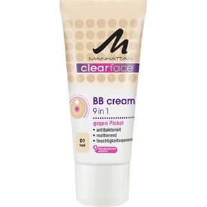 Manhattan - Ansiktsvård - Clearface BB Cream