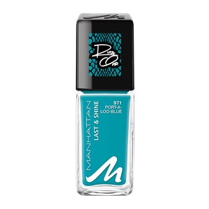 Manhattan - Naglar - Rita Ora Collection Last & Shine Nail Polish