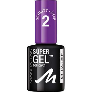 Manhattan - Naglar - Super Gel Top Coat