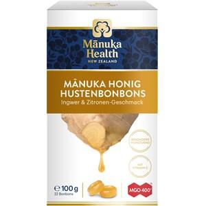 Manuka Health - Manuka Honey - Ginger-Lemon MGO 400+ Lozenges Manuka Honey