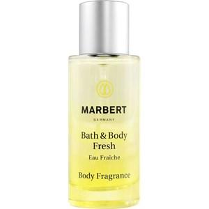 Marbert - Bath & Body - Eau Fraîche Spray