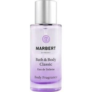 Marbert - Bath & Body - Eau de Toilette Spray