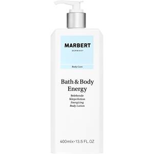 Marbert - Bath & Body - Energy kroppslotion
