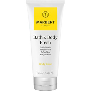 Marbert - Bath & Body - Fresh kroppslotion