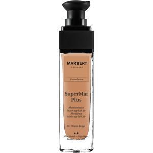 Marbert - Make-up - SuperMat Plus Foundation