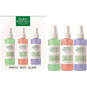 Mario Badescu - Moisturizer - Spritz Mist Glow Set