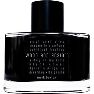 Mark Buxton Perfumes  - Black Collection - Wood +  Absinth Eau de Parfum Spray