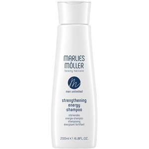 Marlies Möller - Men Unlimited - Strengthing Shampoo