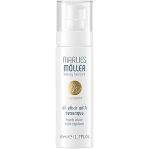 Marlies Möller - Specialists - hårolja elixir Oil Elixir with Sasanqua