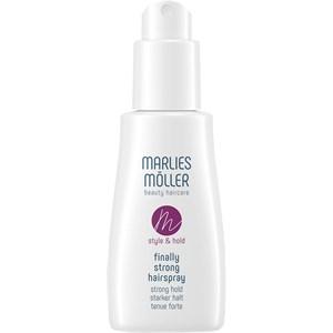 Marlies Möller - Style & Hold - Finally Strong Hair Spray