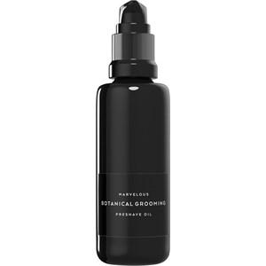 Marvelous - Botanical Grooming - Preshave Oil