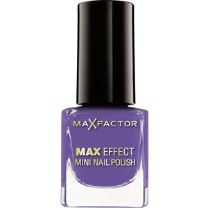 Max Factor - Naglar - Max Effect Mini Nail Polish