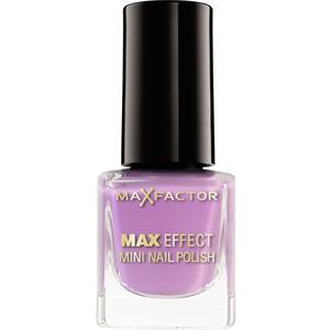 Max Factor - Naglar - Max Effect Mini Nail Polish