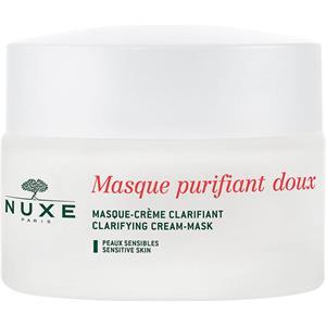 Nuxe - Masker och peelingprodukter - Masque Purifiant Doux
