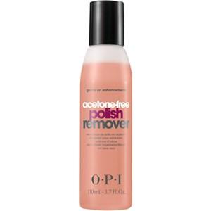 OPI - Nagellacksborttagningsmedel  - Acetone-Free Polish Remover