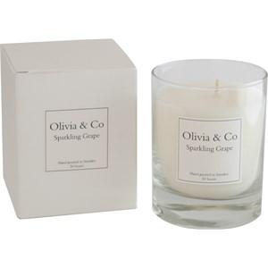Olivia & Co - Doftljus - Sparkling Grape