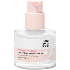 One.two.free! - Facial care - Hyaluronic Power Serum