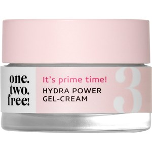 One.two.free! - Facial care - Hydra Power Gel-Cream