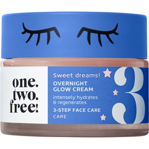 One.two.free! - Facial care - Overnight Glow Cream