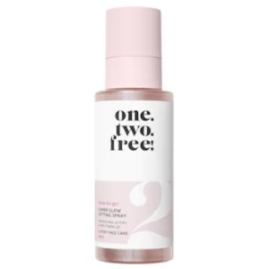 One.two.free! - Facial care - Super Glow Setting Spray