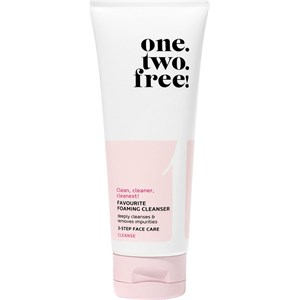 One.two.free! - Facial cleansing - Favourite Foaming Cleanser