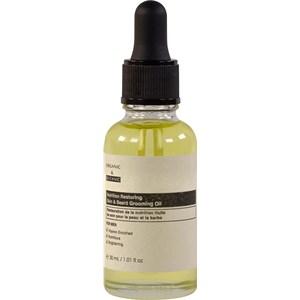 Organic & Botanic - Men's care - Nutrition Restoring Skin+Beard Grooming Oil
