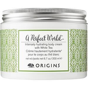 Origins - Bad & kropp - Crema corpo altamente idratante con tè bianco