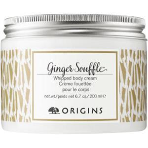 Origins - Bad & kropp - Ginger Souffle Whipped Body Cream
