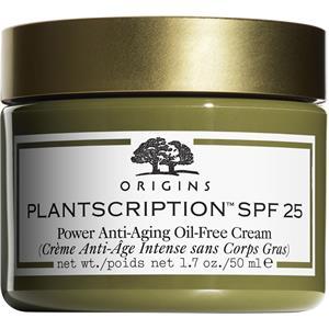 Origins - Återfuktande hudvård - Plantscription Power Anti-Aging Oil-Free Cream SPF 25