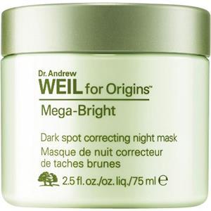 Origins - Masker - Dr. Andrew Weil for Origins Mega-Bright Dark Spot Correcting Night Mask