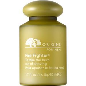 Origins - Origins för mannen - Fire Fighter To Take The Burn Out Of Shaving