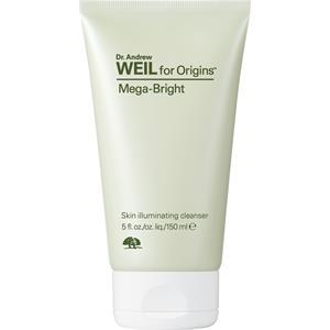 Origins - Rengöring & peeling - Dr. Andrew Weil for Origins Mega-Bright Skin Illuminating Cleanser