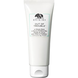 Origins - Rengöring & peeling - Out Of Trouble 10 Minute Mask To Rescue Problem Skin