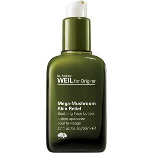 Origins - Ansiktsvatten & lotioner - Dr. Andrew Weil for Origins Mega-Mushroom Skin Relief Soothing Face Lotion