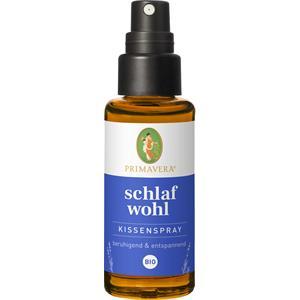 Primavera - Gesundwohl - Spray da cuscino bio per il benessere del sonno