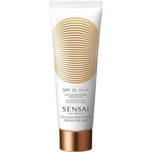 SENSAI - Silky Bronze - Cellular Protective Cream For Face