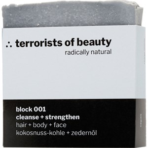 Terrorists of Beauty - Soaps - Block Cleanse + Strenghten