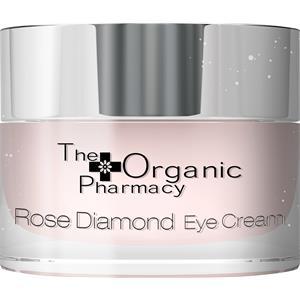 The Organic Pharmacy - Facial care - Rose Diamond Eye Cream