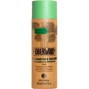 Überwood - Hair care - Vital Shampoo & Shower Gel