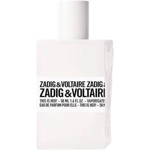 Zadig & Voltaire - This is Her! - Eau de Parfum Spray