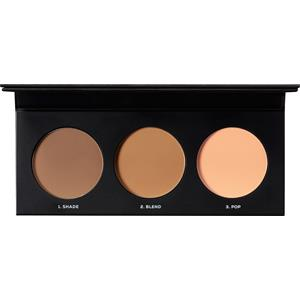 bareMinerals - Finishingpuder - BarePro Contour Face-Shaping Trio