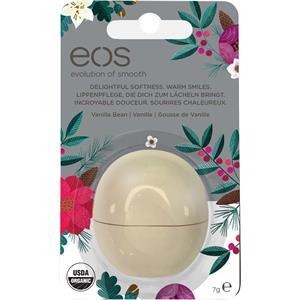 eos - Läppar - Vanilla Bean Organic Lip Balm
