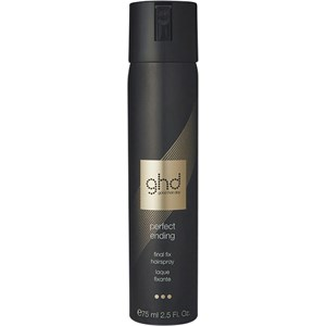 ghd - Hårprodukter - Perfect Ending Final Fix Hairspray