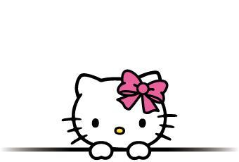 Hello Kitty har blivit mycket mer än bara en liten kattunge med gullig  rosett och roliga morrhår. Denna stiliserade katt föddes redan 1974 i Japan  men ... 96746795f3c2e