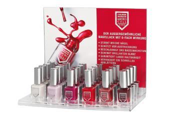 Produkterna är dryga och mycket effektiva. Särskilt de nagelvårdande  produkterna bidrar till ... 7f6e1c1093d1d