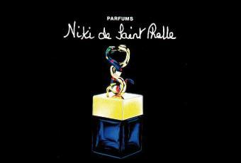 1983 skapade Niki de Saint Phalle damdofter för första gången. Hon såg det  som en utmaning att kunna framhäva de sensuella sidorna hos kvinnor med en  egen ... e96978590211f
