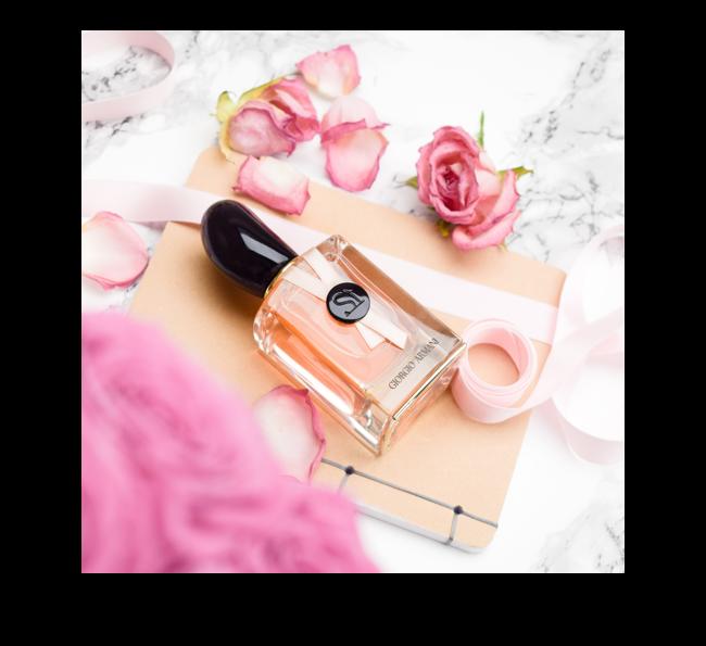 Duftnoten von Parfums